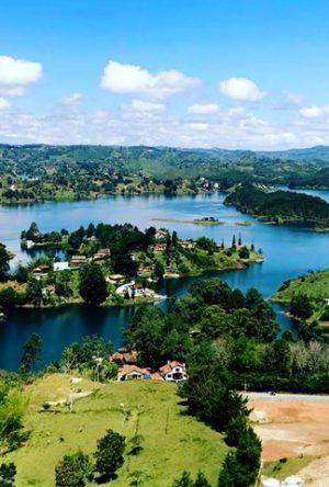 Guatape Antioquia Colombia
