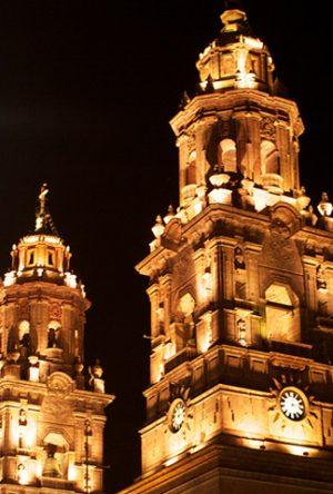 Morelia Michoacan Catedral