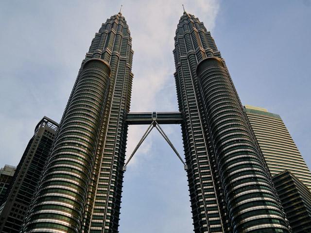 Kuala Lumpur Petronas - Twin Towers